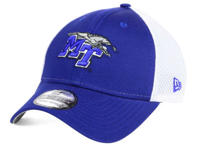 Middle Tennessee State Blue Raiders New Era NCAA Neo 39THIRTY Cap