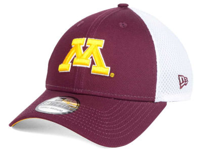 Minnesota Golden Gophers New Era NCAA Neo 39THIRTY Cap
