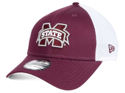 Mississippi State Bulldogs New Era NCAA Neo 39THIRTY Cap