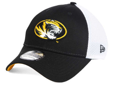 Missouri Tigers New Era NCAA Neo 39THIRTY Cap