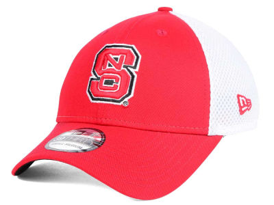 North Carolina State Wolfpack New Era NCAA Neo 39THIRTY Cap