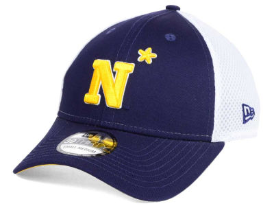 Navy Midshipmen New Era NCAA Neo 39THIRTY Cap
