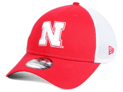 Nebraska Cornhuskers New Era NCAA Neo 39THIRTY Cap