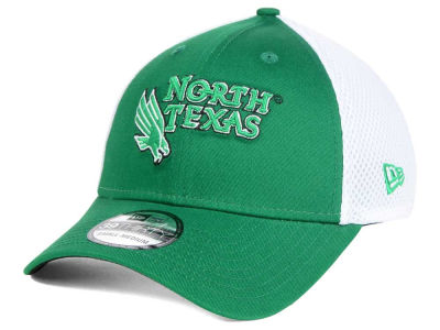 North Texas Mean Green New Era NCAA Neo 39THIRTY Cap