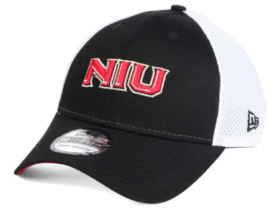 Northern Illinois Huskies New Era NCAA Neo 39THIRTY Cap