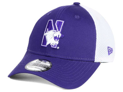 Northwestern Wildcats New Era NCAA Neo 39THIRTY Cap