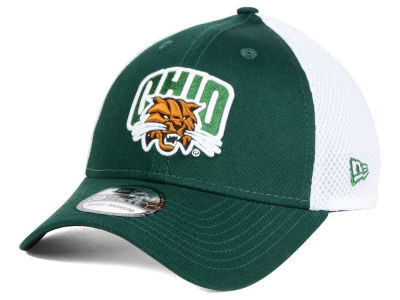 Ohio Bobcats New Era NCAA Neo 39THIRTY Cap