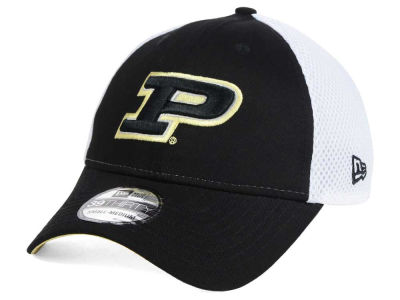 Purdue Boilermakers New Era NCAA Neo 39THIRTY Cap