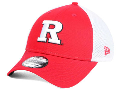Rutgers Scarlet Knights New Era NCAA Neo 39THIRTY Cap