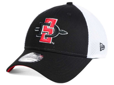 San Diego State Aztecs New Era NCAA Neo 39THIRTY Cap