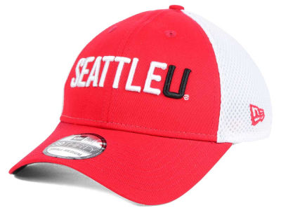 Seattle Redhawks New Era NCAA Neo 39THIRTY Cap