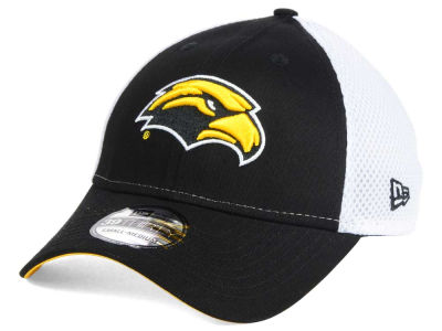 Southern Mississippi Golden Eagles New Era NCAA Neo 39THIRTY Cap