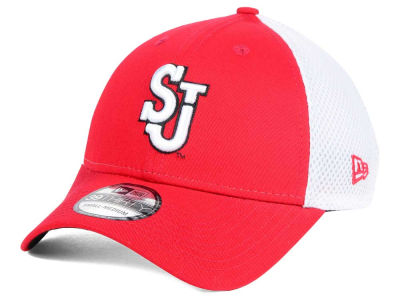 St Johns Red Storm New Era NCAA Neo 39THIRTY Cap
