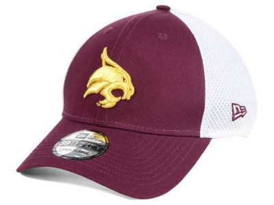 Texas State Bobcats New Era NCAA Neo 39THIRTY Cap