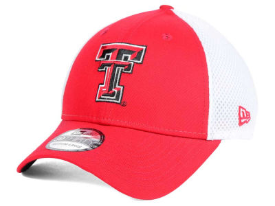 Texas Tech Red Raiders New Era NCAA Neo 39THIRTY Cap