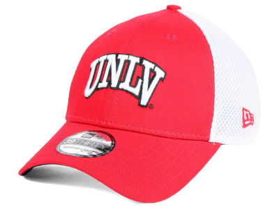 UNLV Runnin Rebels New Era NCAA Neo 39THIRTY Cap