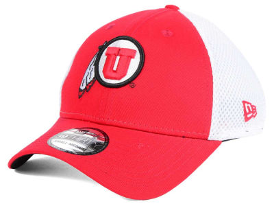 Utah Utes New Era NCAA Neo 39THIRTY Cap