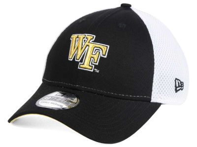 Wake Forest Demon Deacons New Era NCAA Neo 39THIRTY Cap