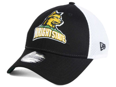new style 6144f 885c6 ... low cost wright state raiders new era ncaa neo 39thirty cap 875a2 60796
