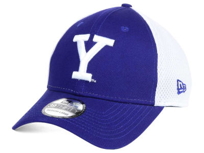 Yale Bulldogs New Era NCAA Neo 39THIRTY Cap