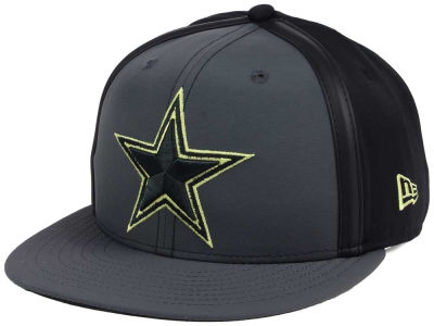 Dallas Cowboys New Era NFL Tactical Camo Band 9FIFTY Snapback Cap