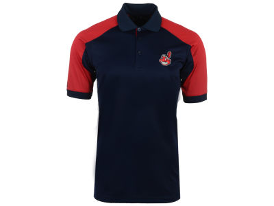Cleveland Indians MLB Men's Century Polo Shirt