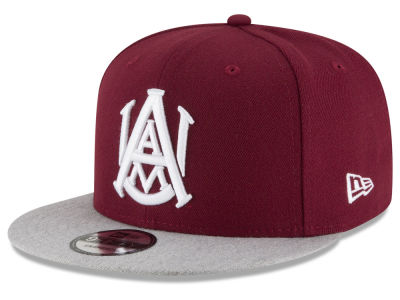 Alabama A&M Bulldogs New Era NCAA 9FIFTY Snapback Cap