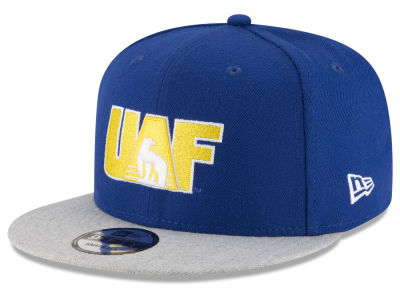 Alaska Fairbanks Nanooks New Era NCAA 9FIFTY Snapback Cap