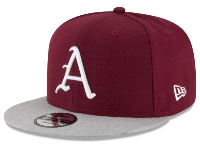Arkansas Razorbacks New Era NCAA 9FIFTY Snapback Cap