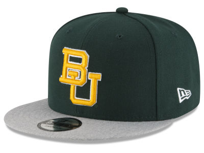 Baylor Bears New Era NCAA 9FIFTY Snapback Cap