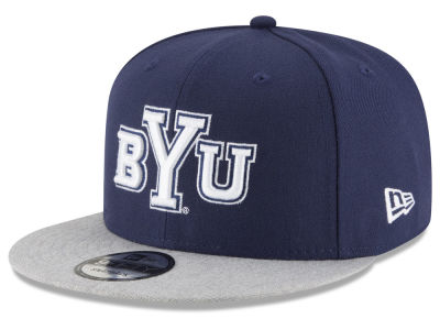 Brigham Young Cougars New Era NCAA 9FIFTY Snapback Cap