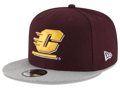Central Michigan Chippewas New Era NCAA 9FIFTY Snapback Cap