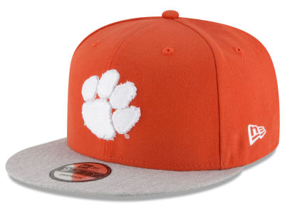Clemson Tigers New Era NCAA 9FIFTY Snapback Cap