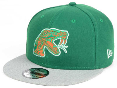 Florida A&M Rattlers New Era NCAA 9FIFTY Snapback Cap