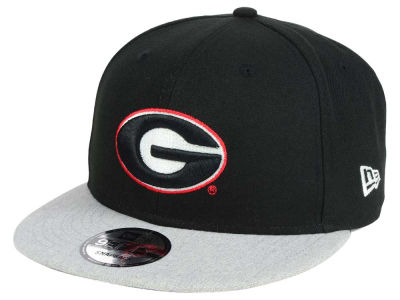 Georgia Bulldogs New Era NCAA 9FIFTY Snapback Cap