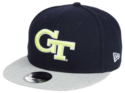 Georgia-Tech New Era NCAA 9FIFTY Snapback Cap