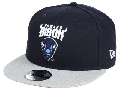 Howard University Bisons New Era NCAA 9FIFTY Snapback Cap