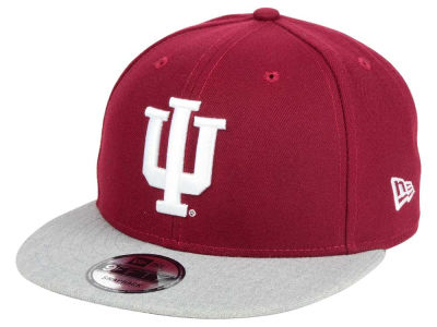Indiana Hoosiers New Era NCAA 9FIFTY Snapback Cap