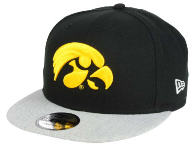 Iowa Hawkeyes New Era NCAA 9FIFTY Snapback Cap