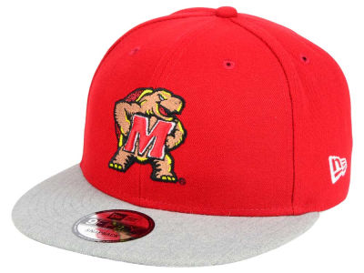 Maryland Terrapins New Era NCAA 9FIFTY Snapback Cap