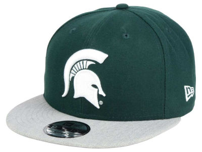 Michigan State Spartans New Era NCAA 9FIFTY Snapback Cap