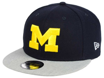 Michigan Wolverines New Era NCAA 9FIFTY Snapback Cap