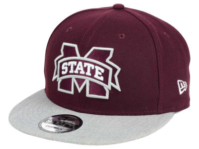 Mississippi State Bulldogs New Era NCAA 9FIFTY Snapback Cap
