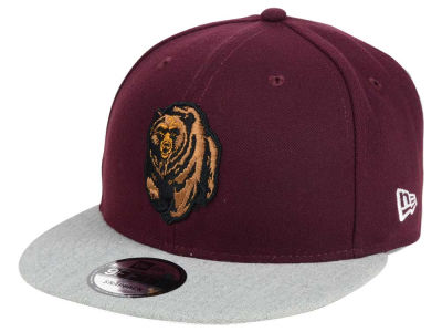 Montana Grizzlies New Era NCAA 9FIFTY Snapback Cap