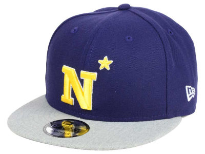 Navy Midshipmen New Era NCAA 9FIFTY Snapback Cap