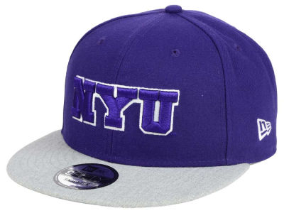 New York University Bobcats New Era NCAA 9FIFTY Snapback Cap