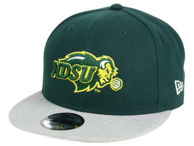 North Dakota State Bison New Era NCAA 9FIFTY Snapback Cap
