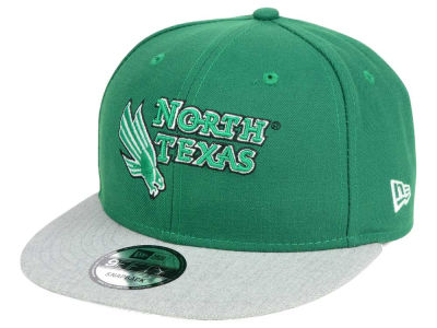 North Texas Mean Green New Era NCAA 9FIFTY Snapback Cap