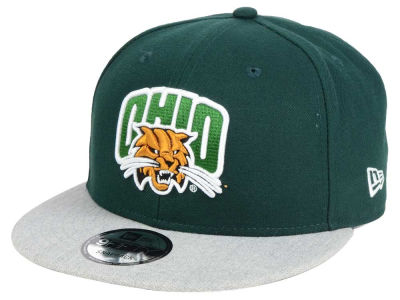 Ohio Bobcats New Era NCAA 9FIFTY Snapback Cap