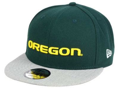 Oregon Ducks New Era NCAA 9FIFTY Snapback Cap